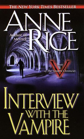 Amanda6′s #CBR4 Review 17: Interview with the Vampire by Anne Rice