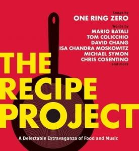 The Recipe Project (cover)