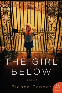 The Girl Below (cover)