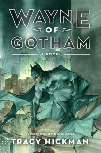 Wayne of Gotham (cover)